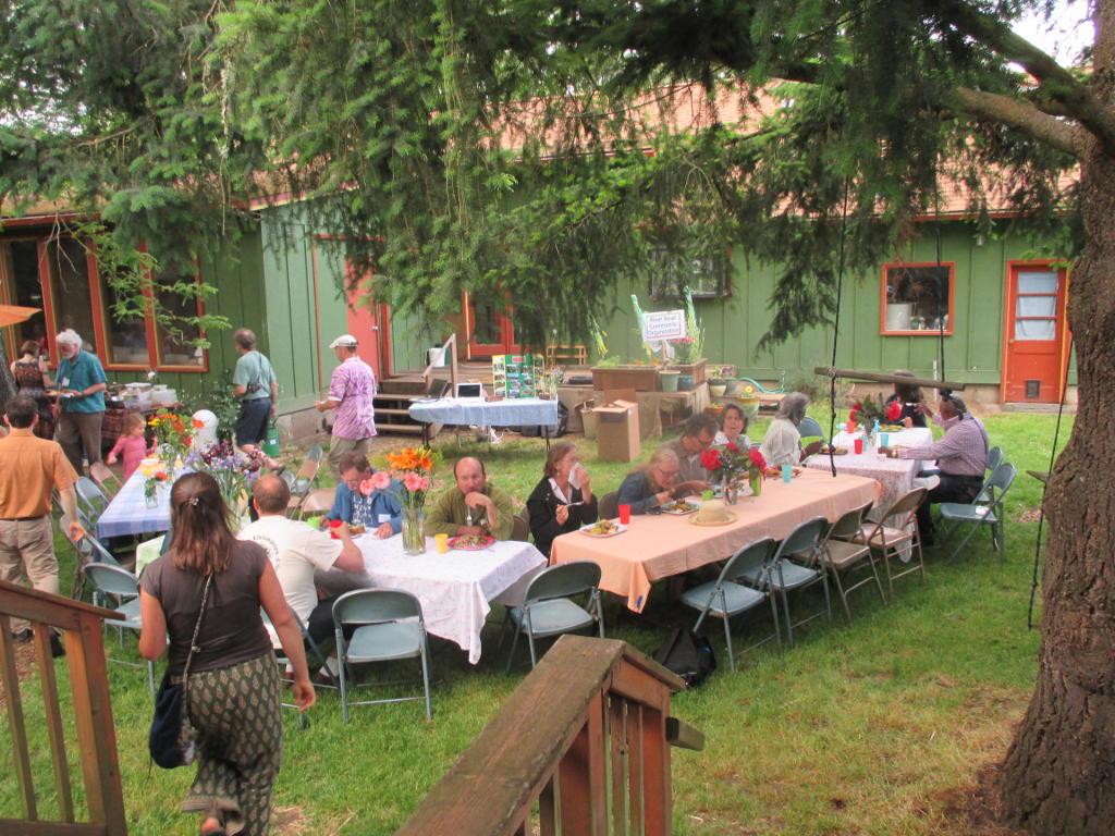 Neighborhoods USA conference Lunch